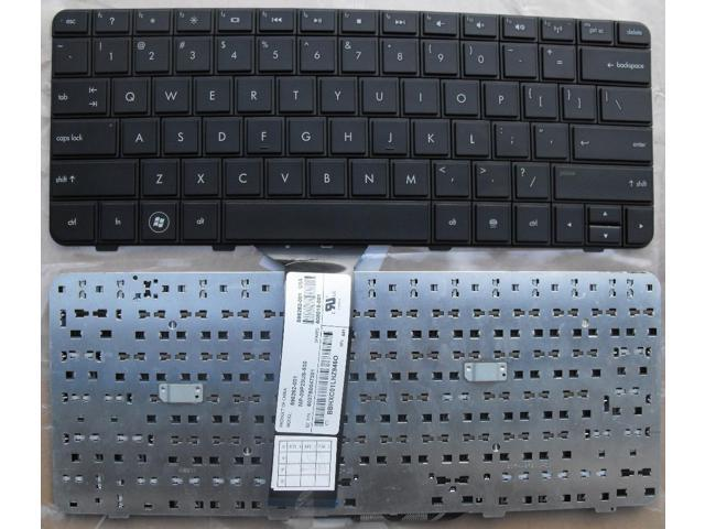 New laptop replacement keyboard for HP 6037B0047201 laptop