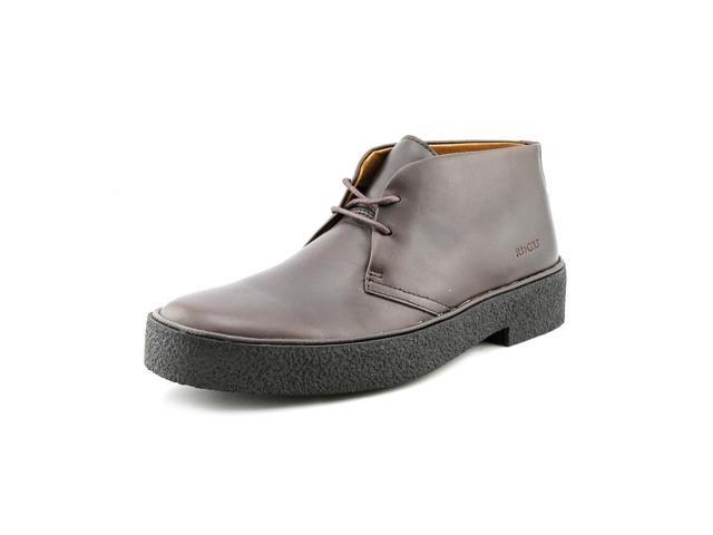 RJ Colt Detroit  Mens Size 7.5 Brown Leather Chukka Boots