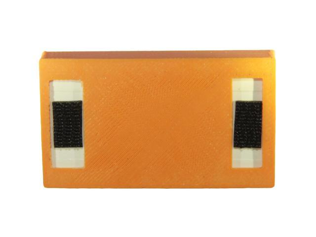 Toll Transponder Holder/Cover for I-Pass and EZ-Pass - Official Orange