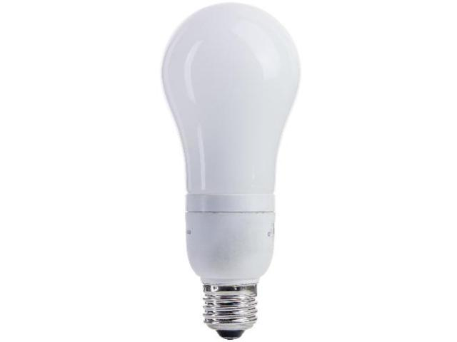 SUNLITE 05300 Compact Fluorescent 11w A-Shape Light Bulb