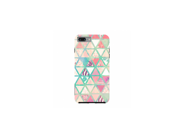 ArtsCase StrongFit Designers Triangles sc By Girly Trend for iPhone 7 plus