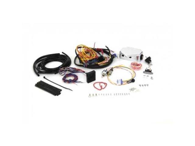 V twin manufacturing wire plus chopper wiring harness kit