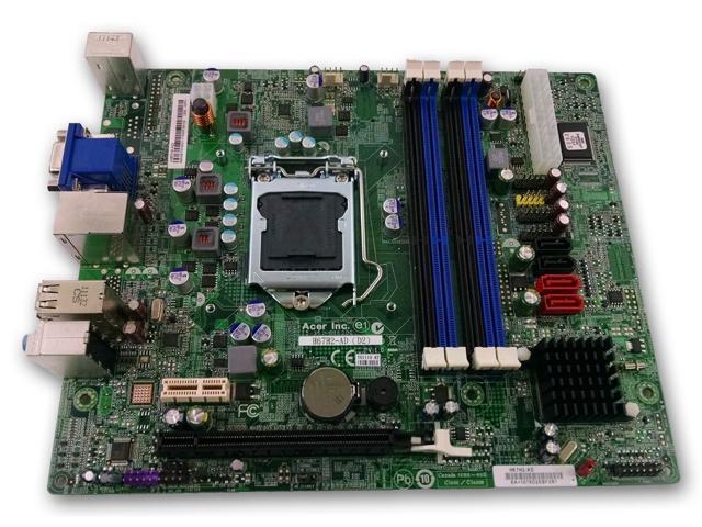 Acer Aspire X3960 Ax3960 Desktop Motherboard Manual