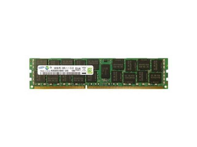 HP 16GB 240-Pin DDR3 SDRAM DDR3 1600 (PC3 12800) Registered System Specific Memory Model 672631-B21-R