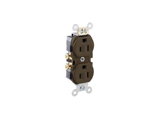 LEVITON 41080-2WP 2-Port QuickPort(R) Wall Plate (White)