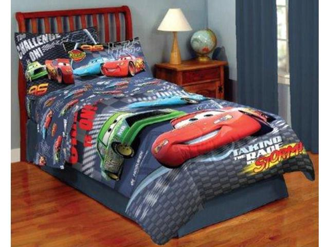 disney pixar cars 7pcs full bedding set