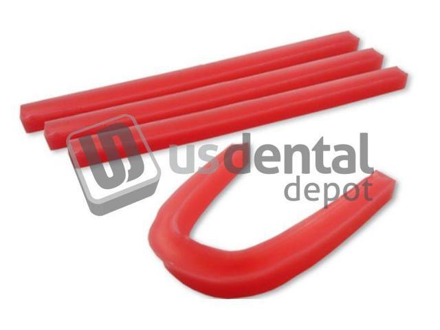 KEYSTONE - Sticky Wax - Red Lumps   034-1880750 Us Dental Depot
