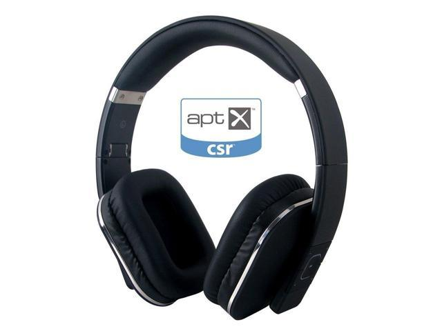 august ep650 bluetooth headphones with audio in wireless or wired stereo headset with nfc. Black Bedroom Furniture Sets. Home Design Ideas