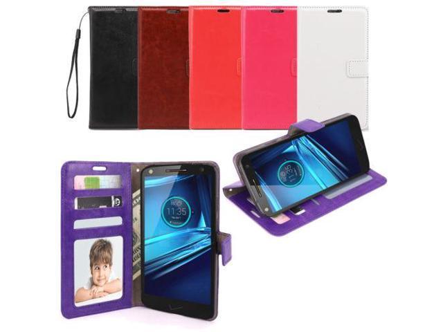 Flip PU Leather Wallet Cover Case For ASUS Zenfone 2 Laser ZE550KL ZE551KL 5.5