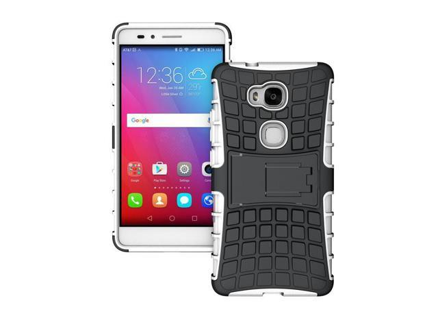 coque honor 5x case hybrid armor tire texture stand cover for huawei honor 5x kickstand hard. Black Bedroom Furniture Sets. Home Design Ideas