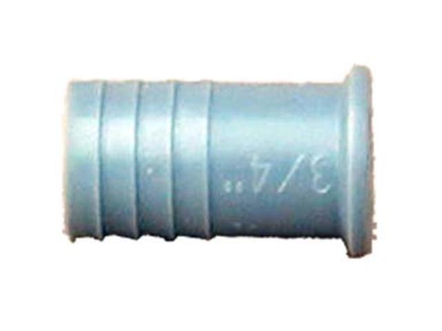 3/4In Poly Insert Plug GENOVA PRODUCTS INC Insert Fittings 351827 038561368277