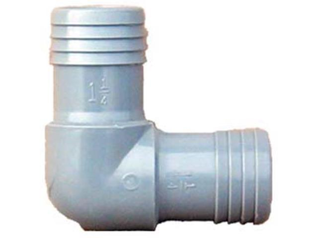 1In Plastic Insert Elbow GENOVA PRODUCTS INC Insert Fittings 350710 038561357103