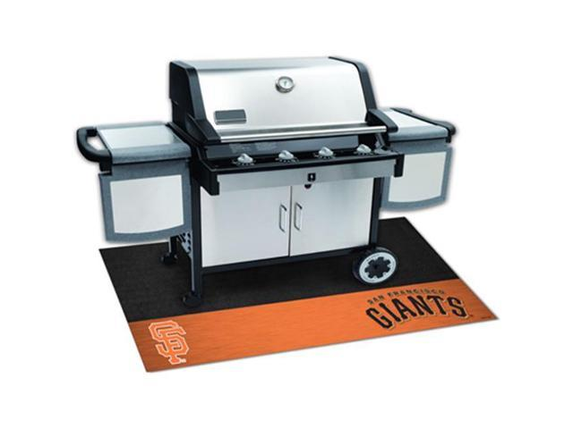Fanmats 12167 MLB - San Francisco Giants Grill Mat