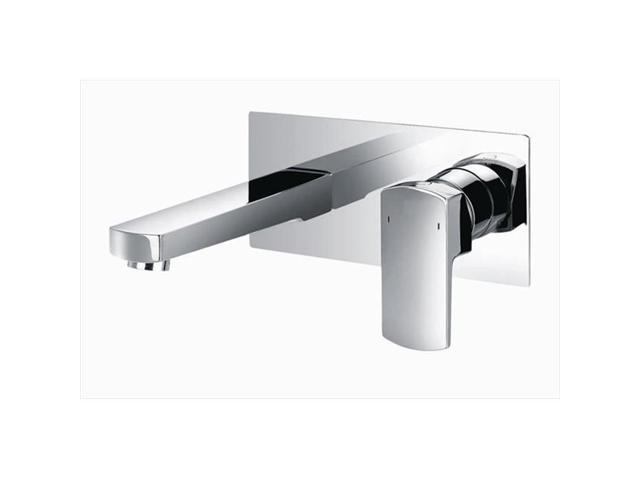 Artos F701-4CH Safire In Wall Lavatory Faucet - Chrome