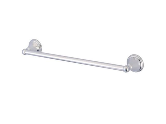 Kingston Brass BA2972C Governor 18 Inch Towel Bar - Polished Chrome