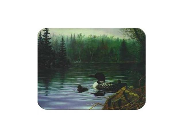McGowan TT92041 Tuftop Loons in the Mist Cutting Board- Small