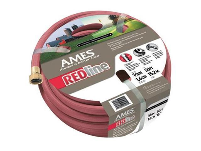 Jackson Professional Tools 027-4009100A 3-4 Inch X 100' Commercial Duty Red Hose