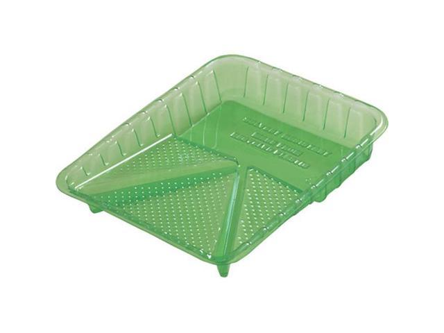 Gam Paint Brushes 9 in. Plastic Green Paint Tray  PT09028