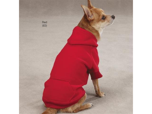 Pet Pals ZA6015 08 57 Casual Canine Basic Hoodie Xsm Navy