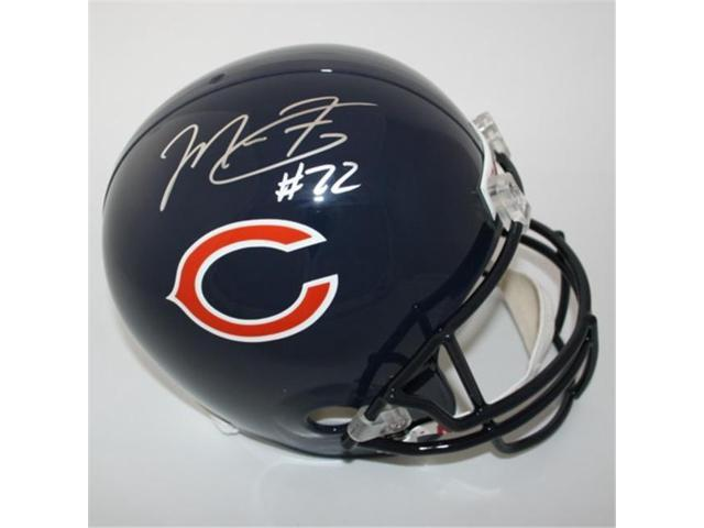 Victory Collectibles VIC-000196-30504 Matt Forte Autographed Chicago Replica Helmet