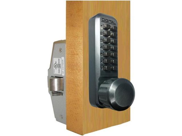 Lockey 230-P-OB Mechanical Keyless Knob Panic Trim - Oil Rubbed Bronze