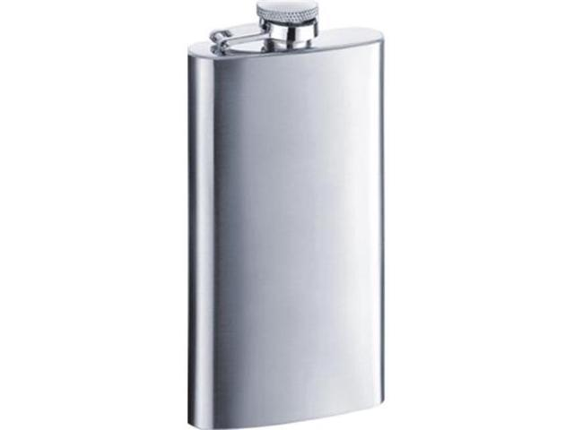 Trim Stainless Steel 4oz Flask