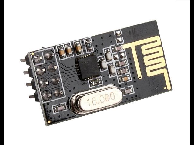 Foxnovo 10pcs Nrf24l01 24ghz Wireless Transceiver