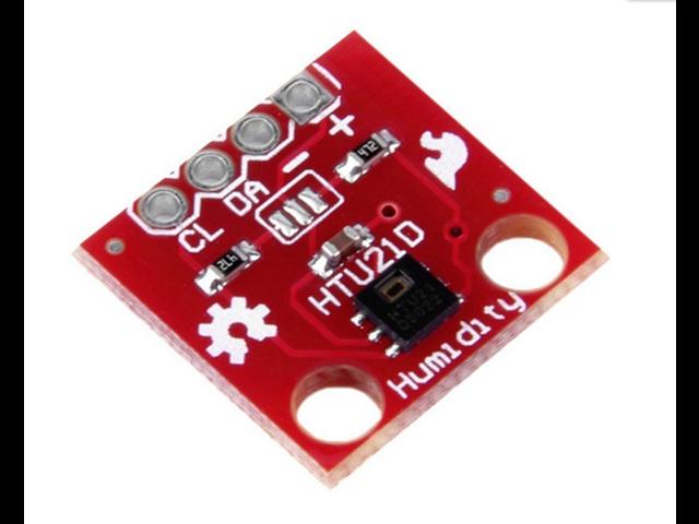 IoT Arduino Temperature and Humidity Probe Shield