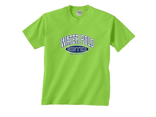 Water Polo Sister and Proud of It T-Shirt