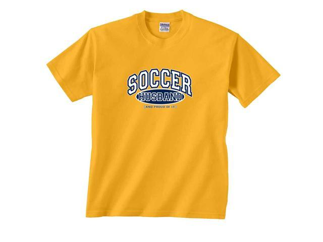 Soccer Husband and Proud of It T-Shirt