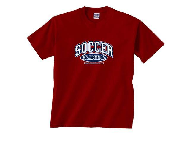 Soccer Grandma and Proud of It T-Shirt