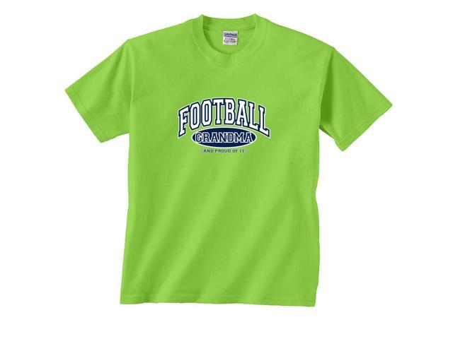 Football Grandma and Proud of It T-Shirt