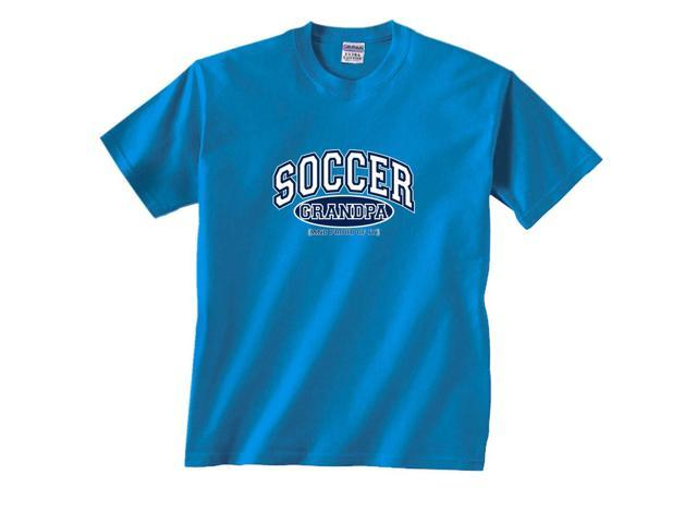 Soccer Grandpa and Proud of It T-Shirt