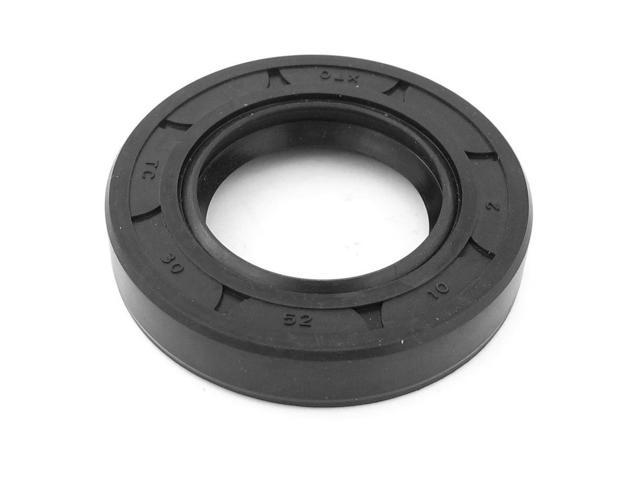 THZY Oil Resistant Water Cooling Pump Mechanical Seal 30x52x10mm, Black