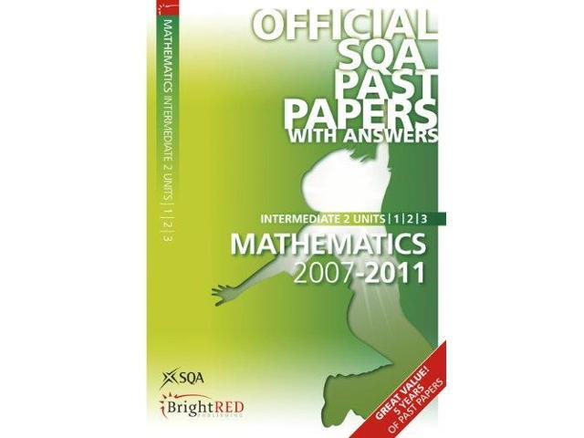 2010 intermediate 2 maths past papers Gcse maths: ededcel past papers june 2010 foundation paper 1 foundation paper 2 higher paper 3 higher paper 4.
