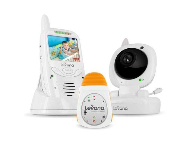 levana jena digital baby video monitor with levana powered by snuza oma porta. Black Bedroom Furniture Sets. Home Design Ideas