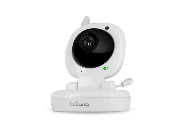 levana additional night vision camera for jena sophia ayden video baby monito. Black Bedroom Furniture Sets. Home Design Ideas