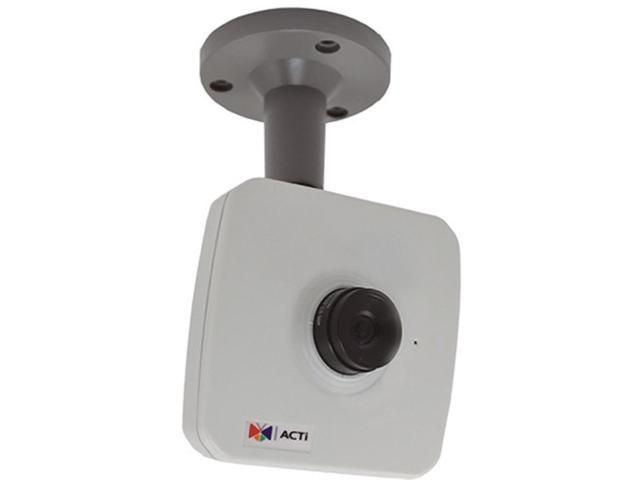 ACTi E11 1MP Cube Camera with 4.2mm Fixed Lens