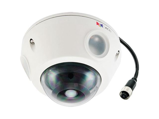 ACTi E924M 5MP IR Day Night Outdoor IP Dome Camera with 1-Way