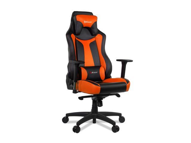Arozzi Vernazza Series Super Premium Gaming Chair, Orange