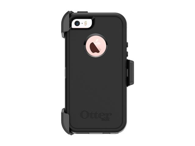 otterbox defender series iphone se case black free trial for