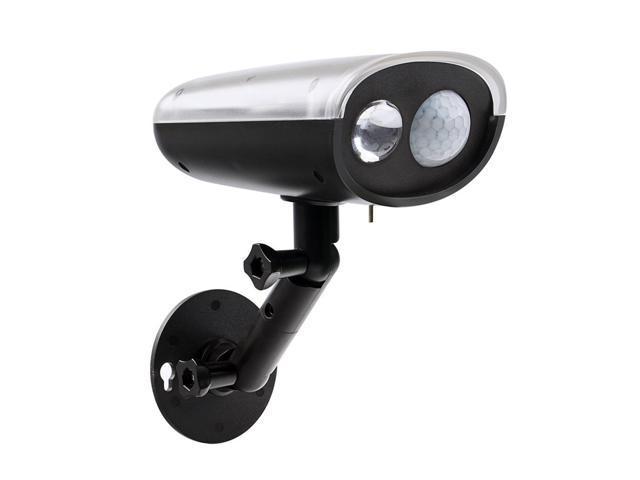 Motion Sensor Spot Light Outdoor Solar Lights Wireless ...
