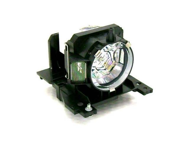 Hitachi CP-WX410 OEM Replacement Projector Lamp. Includes New UHB 220W Bulb and Housing.