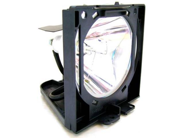 Sanyo PLC-XP18 OEM Replacement Projector Lamp. Includes New UHP 200W Bulb and Housing.