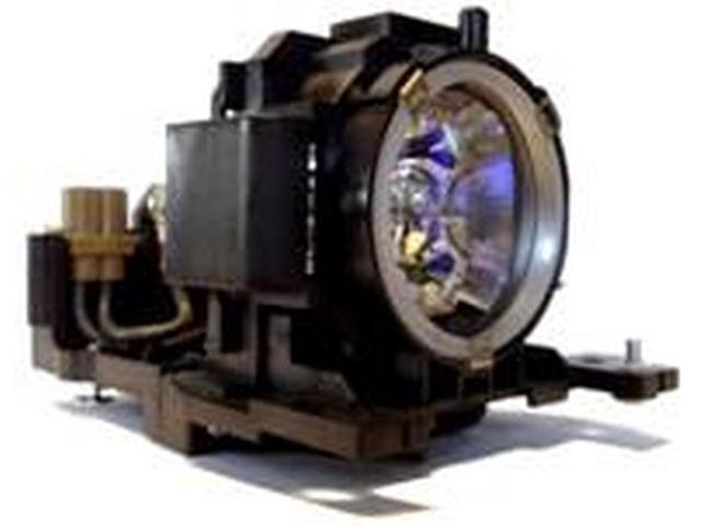 Hitachi ED-A100 Genuine Compatible Replacement Projector Lamp. Includes New UHB 220W Bulb and Housing.