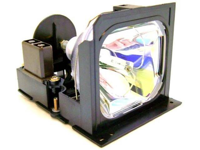 Mitsubishi LVP-S50 OEM Replacement Projector Lamp. Includes New UHP 150W Bulb and Housing.