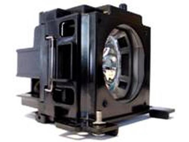 Hitachi ED-X1092 Genuine Compatible Replacement Projector Lamp. Includes New UHB 200W Bulb and Housing.