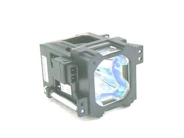 JVC HD1-BU OEM Replacement Projector Lamp. Includes New UHP 200W Bulb and Housing.