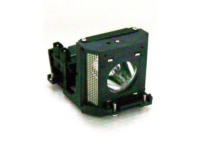 Sharp BQC-XVZ90++1 Genuine Compatible Replacement Projector Lamp. Includes New SHP 150W Bulb and Housing.