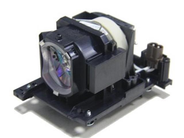 Hitachi CP-X5022WN OEM Replacement Projector Lamp. Includes New UHP 245W Bulb and Housing.